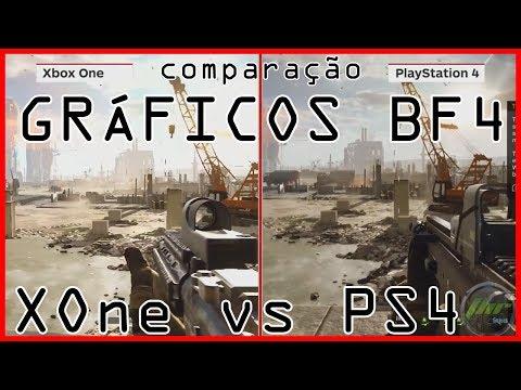 Battlefield 4 - PS4 vs Xbox One - Gráficos (COMPARAÇÃO A FUNDO) [PT-BR]