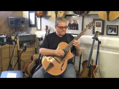 Martin Taylor: Blues To Jazz Lesson 5