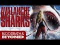 Avalanche Sharks (Beach Girl 3) 2018 | Hindi Dubbed Movies 2018 Full Movie | Hollywood Movies 2018