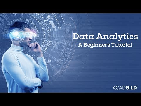 Data Analytics for Beginners 2017 | Introduction to Data Analytics | Data Analytics Tutorial