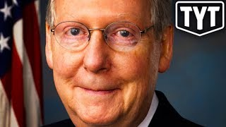 Mitch McConnell Wants To ROB Americans