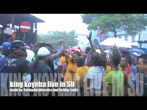 King Koyeba Mi Ai O Groen  Live !! video