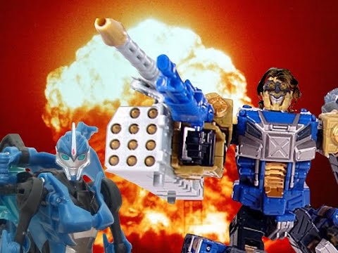 If Michael Bay Was A Transformer Stop Motion Comedy