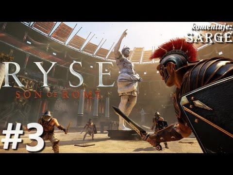 Zagrajmy w Ryse: Son of Rome XONE odc. 3 Brytania