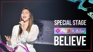 Download 'Believe' by Ailee   PGI.S Special Stage 2021 Mp3/Mp4
