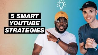 5 Smart YouTube Strategies for Growing to 100,000 Subscribers