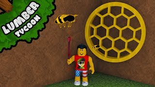 New HONEYCOMB in Lumber Tycoon 2!! | Roblox