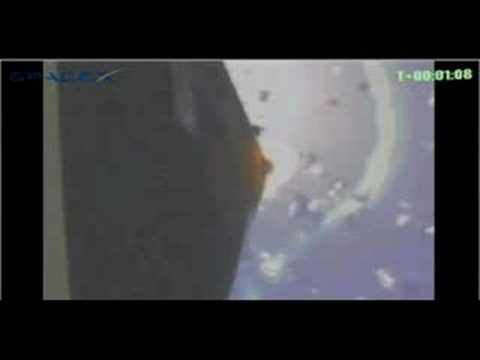 SpaceX Falcon 1, Flight 3 attempted launch part 2