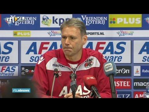 Van Basten ziet zich zelf nooit meer hoofdtrainer  - RTL NIEUWS