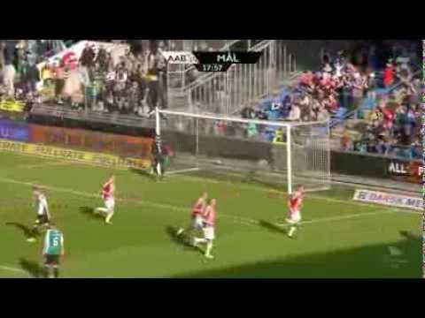 1 - 0: Kasper Kusk '18 1 - 1: Thomas Dalgaard '23 2 - 1: Rasmus Jönsson '41 3 - 1: Rasmus Jönsson '59 6.892 tilskuere på Nordjyske Arena Dommer: Jakob Kehlet.