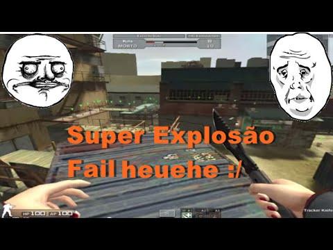 Combat arms-super explosão