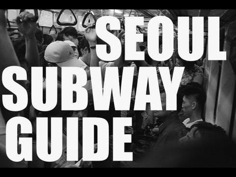 Seoul Subway Guide - Level Up (Ep. 6)