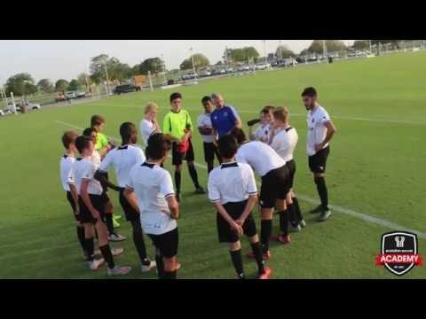 Evo Soccer Academy Mixed friendly At Aspire Zone Qatar