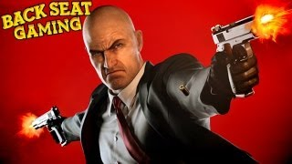 HITMAN KILLING SPREE (Backseat Gaming)