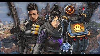(PS4)#ApexLegends Rank play Come Chill Like & Subscribe For more