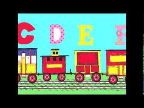 Alphabet train- learn the alphabet with Play n Learn