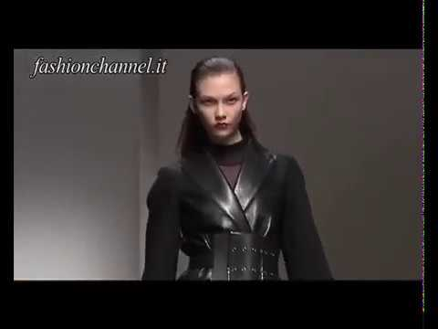 Gianfranco Ferrè F/W 2010 - youtube