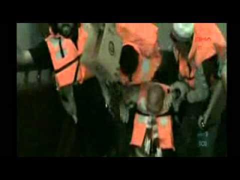 Young Aussies reveal Gaza convoy ordeal (Israeli raid on Gaza aid flotilla)