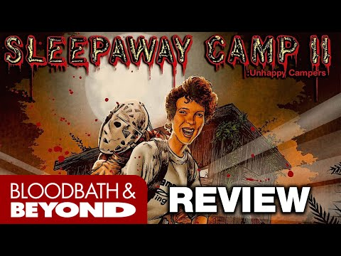 Sleepaway Camp II: Unhappy Campers (1988) - Horror Movie Review