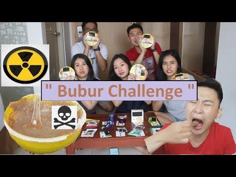 Bubur Challenge (Mual-Mual)