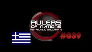 Let´s Play together: Rulers of Nations #039