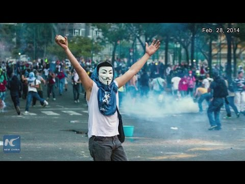 Opposition should stop violence for common good of Venezuela