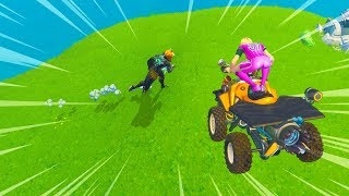 Quadcrasher Vs. The last guy