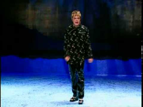 DressToKill - Eddie Izzard - Easter and Christmas