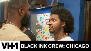 Ryan Takes Over Loyal Ink | Black Ink Crew: Chicago