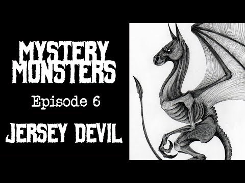 [हिन्दी] Jersey Devil In Hindi | Mystery Monsters | Episode 6 | Leeds Devil | Jercey Devil | Jercy