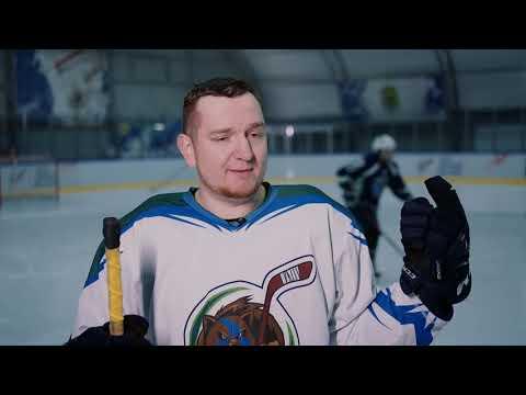 Хоккейный корт  г.Нягань