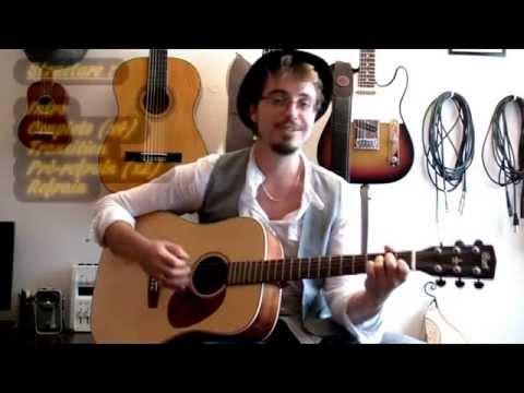 Hurt (version Johnny Cash) - Cours De Guitare