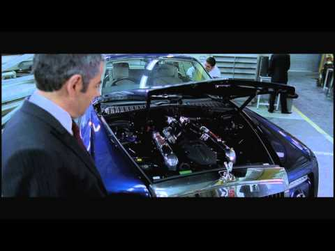 Rowan Atkinson on his experience with the Johnny English Rolls-Royce