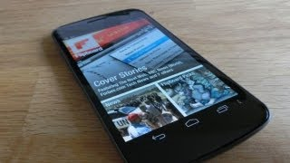 Flipboard for Android Walk Through - Final Version on the Galaxy Note