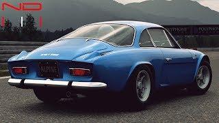(GT Sport) Alpine A110 1600S '72 - Sound
