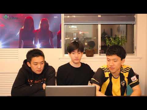 KOREAN FRIEND REACTS TO BLACKPINK - 'PARTITION (Beyonce)' DANCE COVER