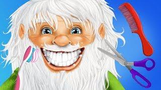 Fun Santa Animal Reindeer Care -  Sweet baby Girl Christmas Makeover Kids Apps