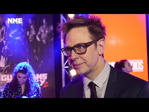 'Guardians Of The Galaxy Vol. 2' Director James Gunn Discusses The Film's Sequels
