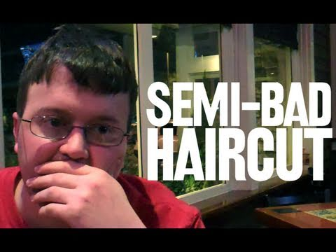Bad Haircut Day Semi-bad Haircut Day 543