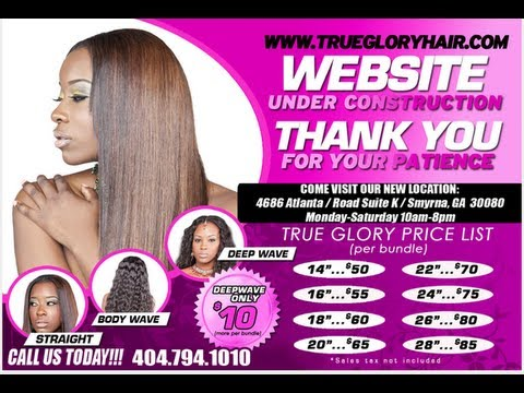 True Glory Hair Prices True Glory Hair Initial Review