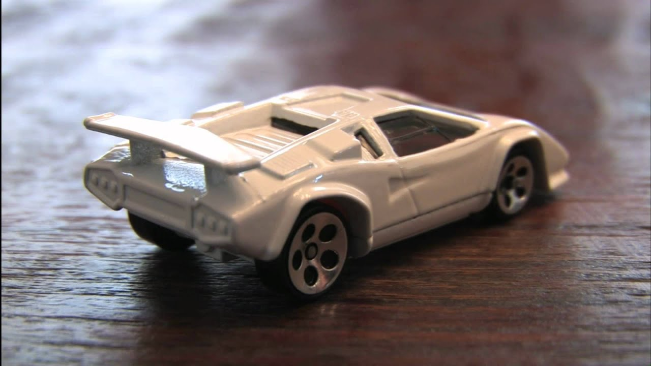 cgr garage lamborghini countach 1987 hot wheels review youtube. Black Bedroom Furniture Sets. Home Design Ideas