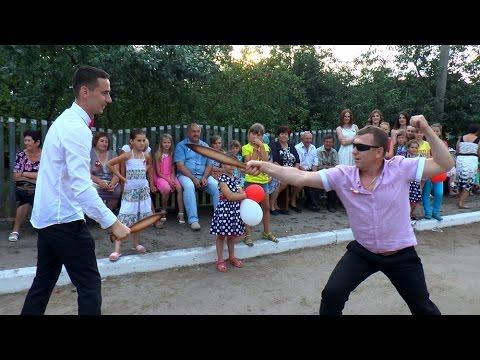 Весела казка на весіллі