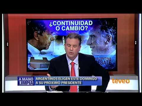 Argentina: ¿Continuidad o Cambio?