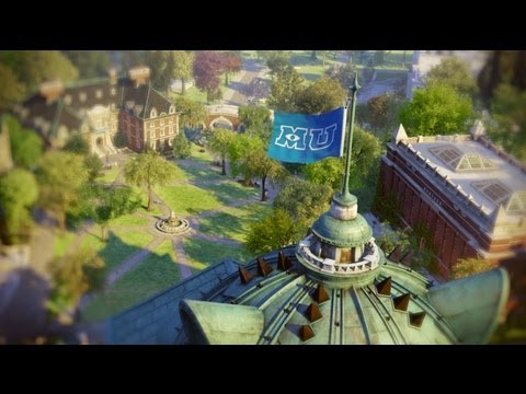 Imagine You at MU (Monsters University)