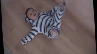 Funny Baby Falling Moments