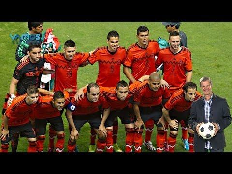 """Borja: """"El Tri todavía está lejos de su nivel necesario para Brasil."""""""