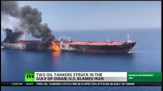 Iran attack on Japanese ship 'doesn't make sense'