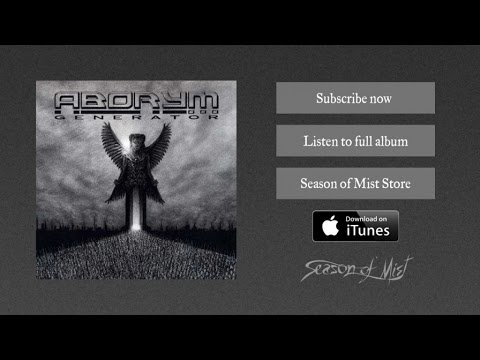 Aborym - Suffer Catalyst