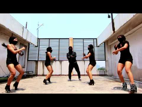 Sexy Ninja Gangnam Style Dance [indonesia] video
