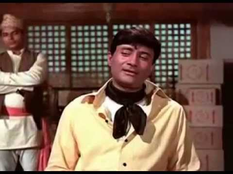 An Unforgettable Legend Dev Anand In -johny Mera Naam-1970  video